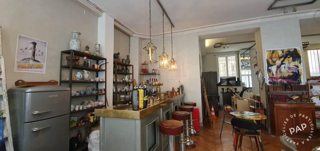 Local commercial 5.400€ 125m² Paris 17E (75017)