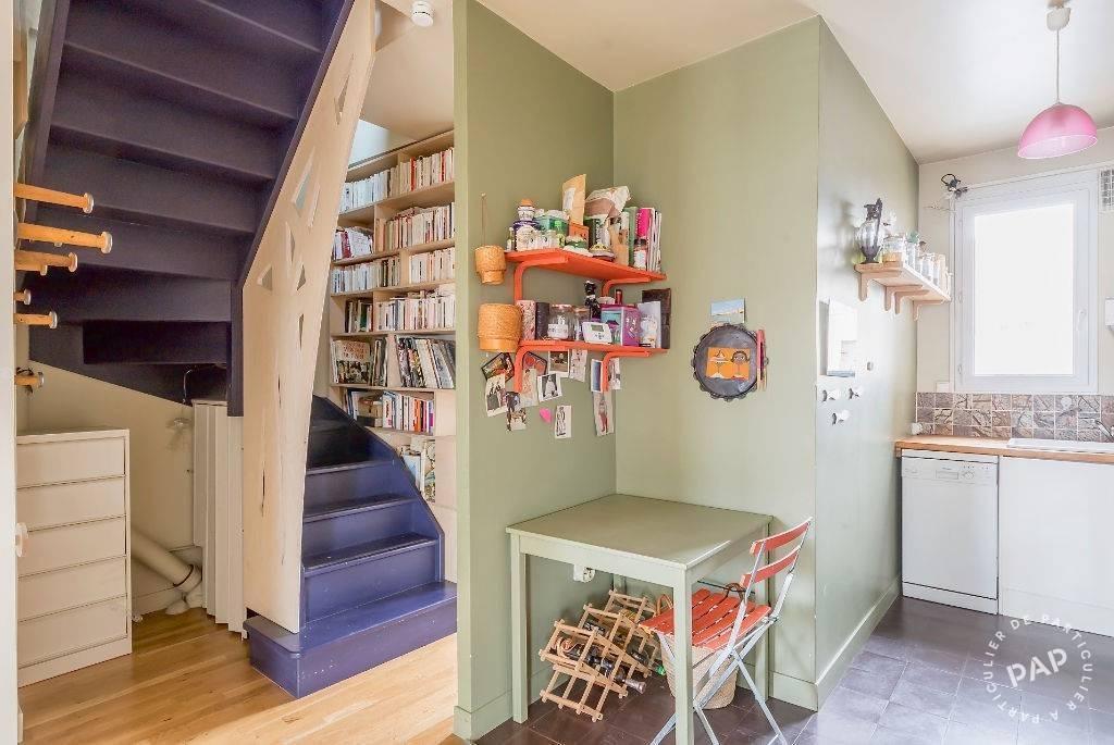 Appartement 600.000€ 60m² Paris 14E (75014)
