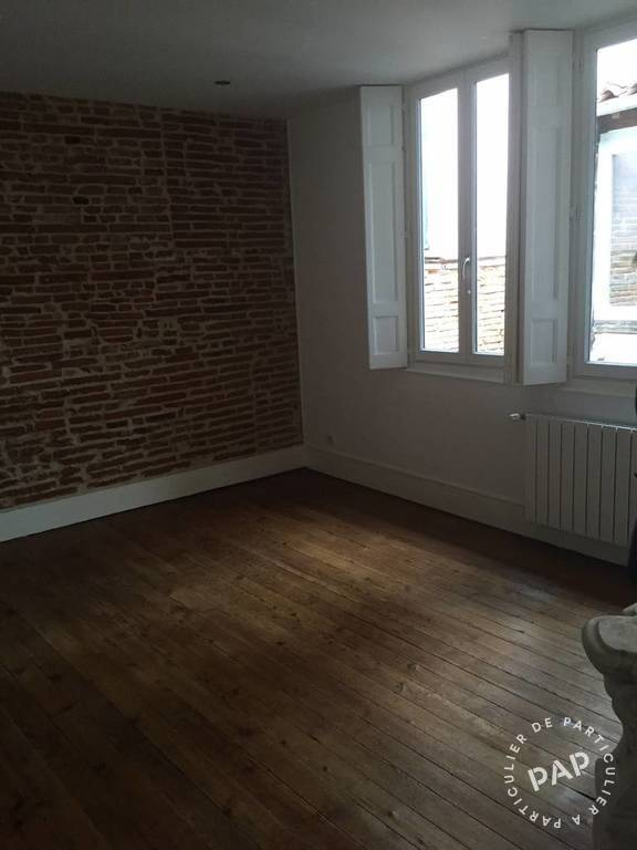 Appartement 1.350 € 75 m² Toulouse (31000)