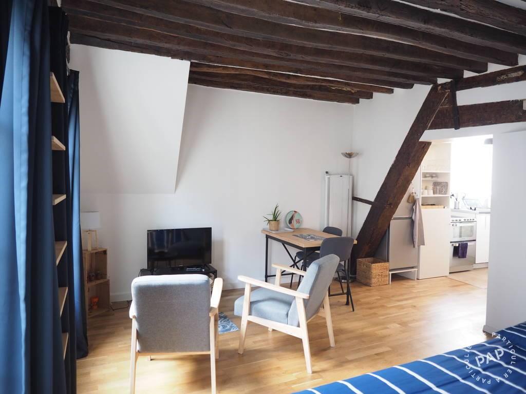 Location Appartement Paris 4E (75004) 27m² 1.195€