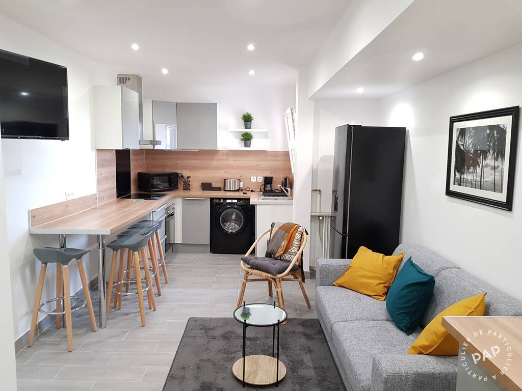 Location Appartement Argenteuil (95100) 14m² 550€