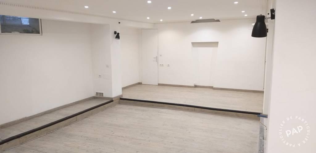 Vente et location Bureaux, local professionnel Villejuif (94800) 50m² 885€