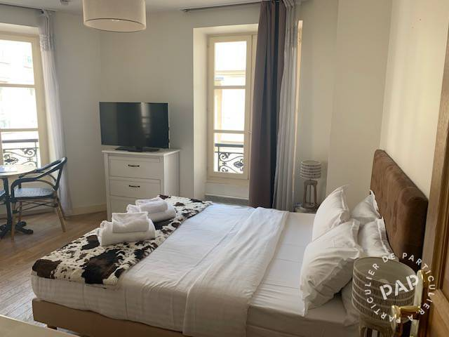 Location Appartement Paris 2E (75002) 20m² 1.100€