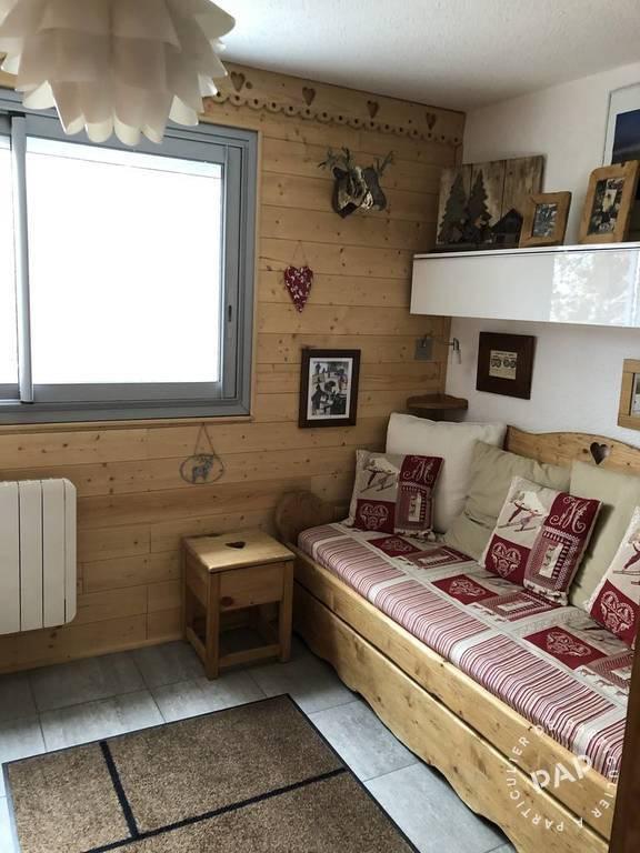 Vente appartement studio Les Deux-Alpes (38860)