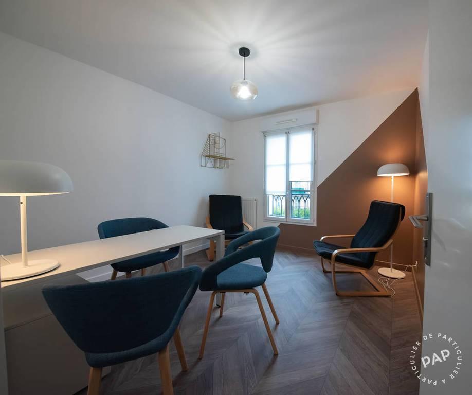 Vente et location Bureaux, local professionnel 2 Cabinets Médicaux Partagés 12 Et 17 M² Serris  220€