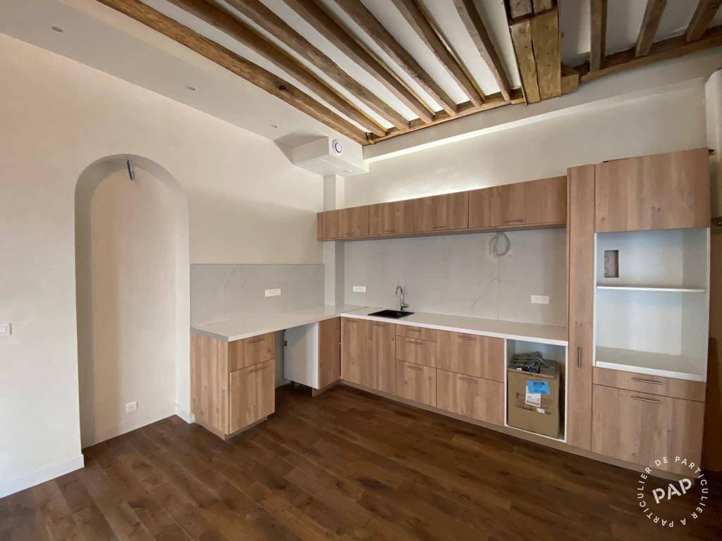 Vente Appartement Paris 3E (75003) 32m² 470.000€