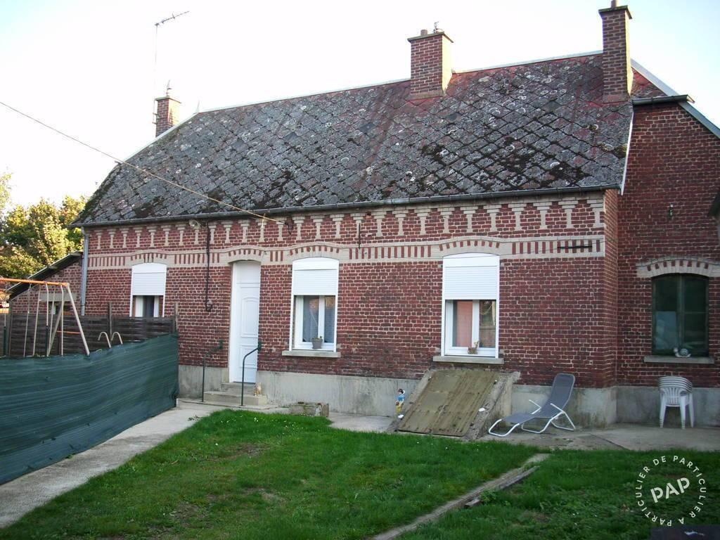 Vente Maison Beuvraignes (80700) 114m² 159.500€