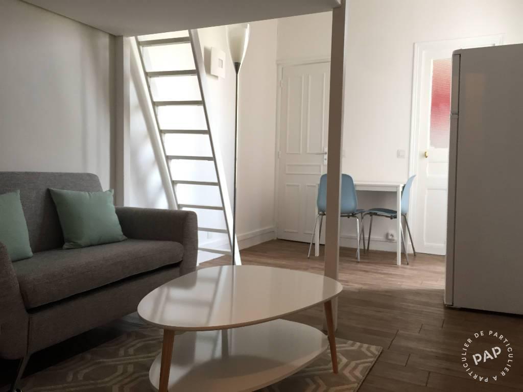 Location Appartement Saint-Maur-Des-Fossés (94100) 20m² 730€