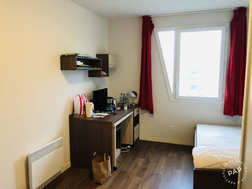 Vente appartement studio Nantes (44)