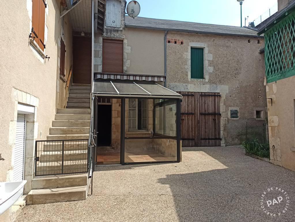 Vente maison 6 pièces Mérigny (36220)