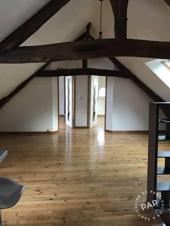 Vente appartement 3 pièces Presles (95590)