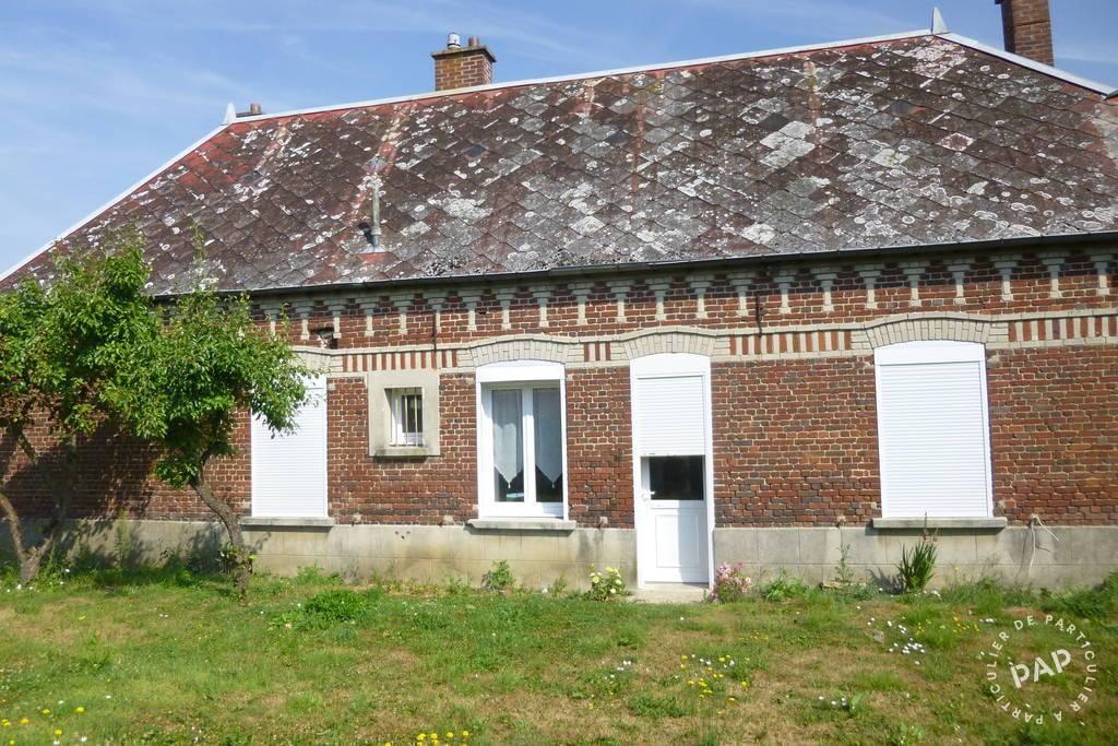Vente Maison Beuvraignes (80700)