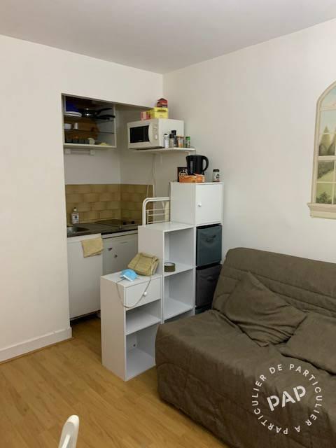 Location immobilier 650€ Paris 14E