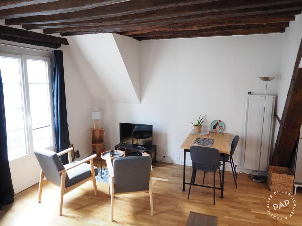 Immobilier Paris 4E (75004) 1.195€ 27m²
