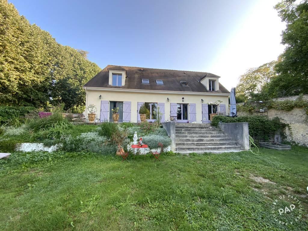 Vente Maison Berchères-Sur-Vesgre (28260) 160m² 455.000€