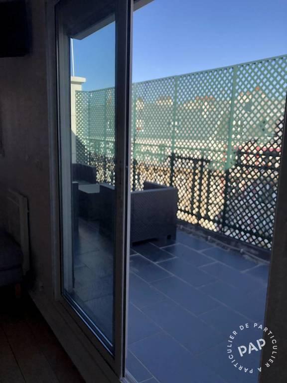 Location Appartement Paris 17E (75017) 17m² 840€