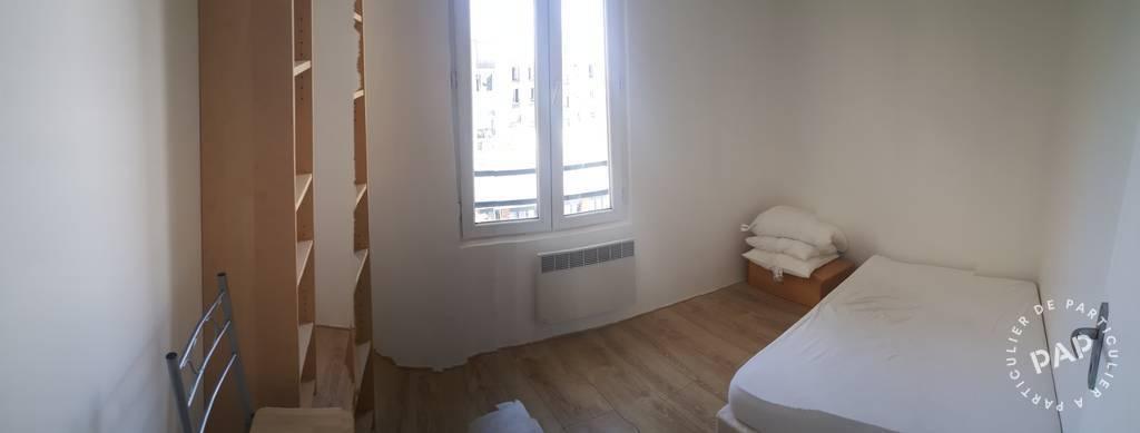 Location Appartement Paris 19E 36m² 1.150€