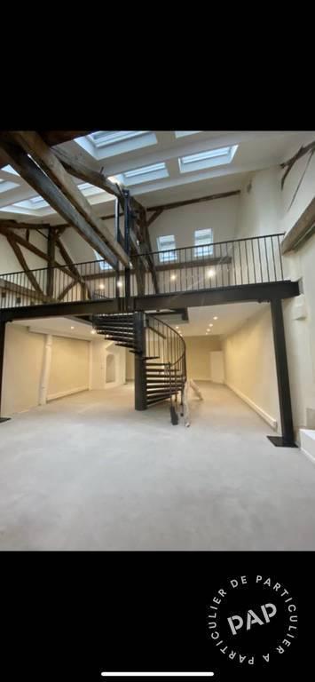 Vente et location Local d'activité Paris 11E (75011) 130m² 7.600€