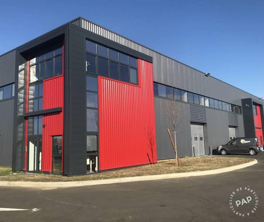 Vente et location Local d'activité Orly (94310) 266m² 3.581€
