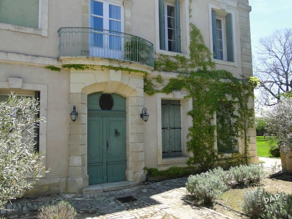 Vente maison 16 pièces Brignon (30190)