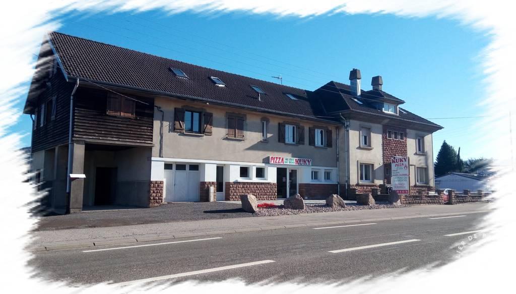 Vente appartement 3 pièces Saint-Léonard (88650)