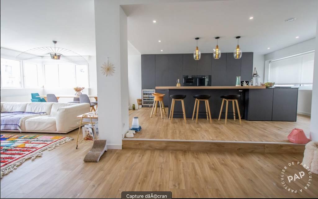 Vente appartement 8 pièces Lorient (56100)