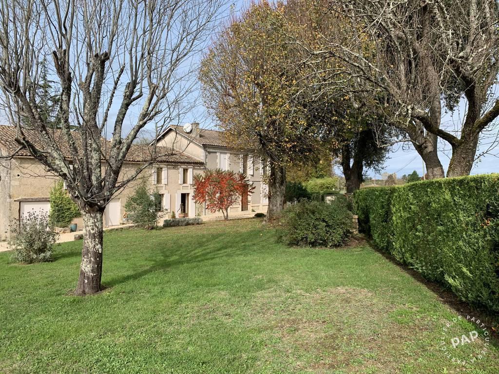 Vente Maison Saint-Méard-De-Gurçon (24610) 200m² 325.000€