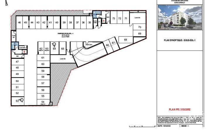 Vente Garage, parking Drancy (93700)  9.000€