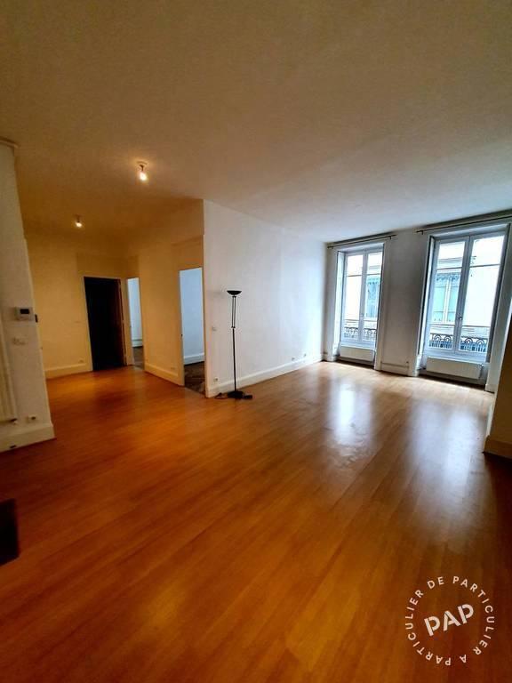 Location appartement 3 pièces Lyon 1er