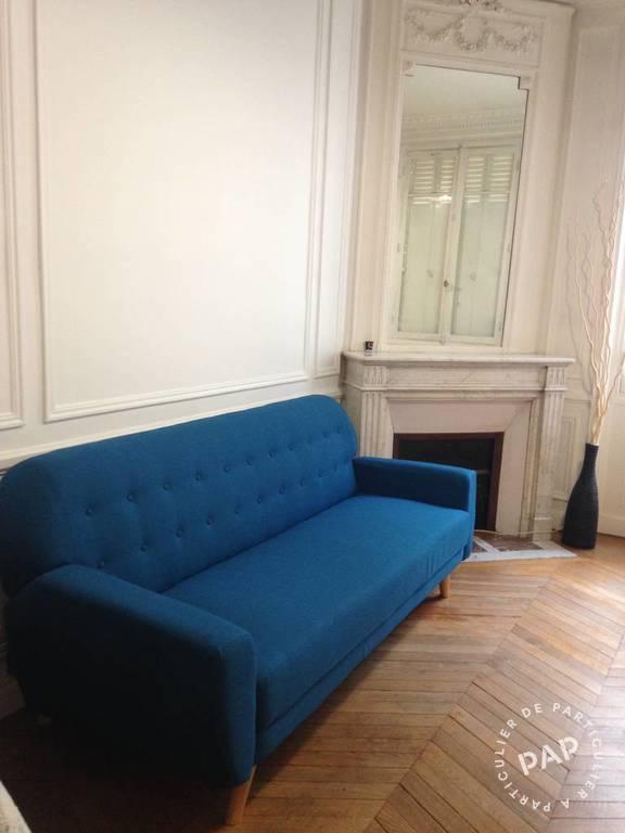 Location Appartement Paris 16E (75016) 30m² 1.100€