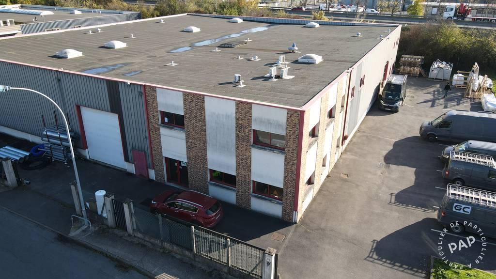 Vente et location Local commercial Gretz-Armainvilliers (77220) 700m² 4.560€