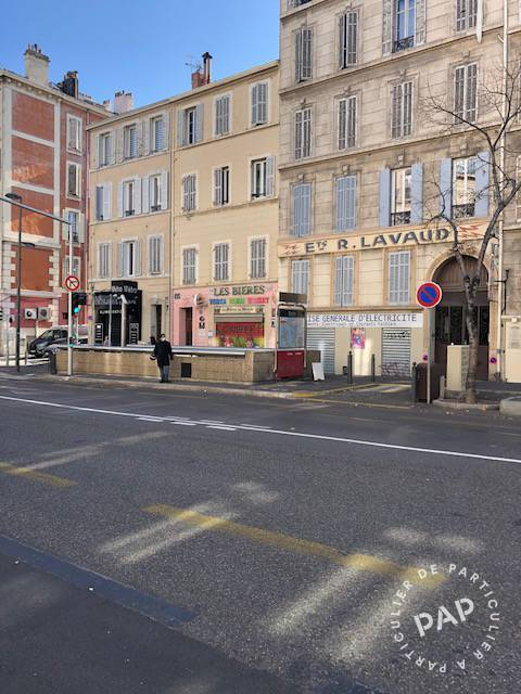 Vente et location Local commercial Marseille 5E (13005) 150m² 1.765€