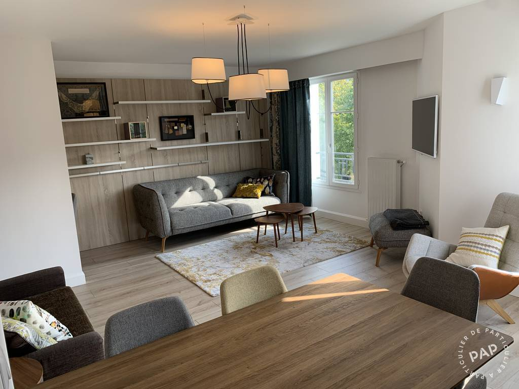 Location appartement 3 pièces Chessy (77700)