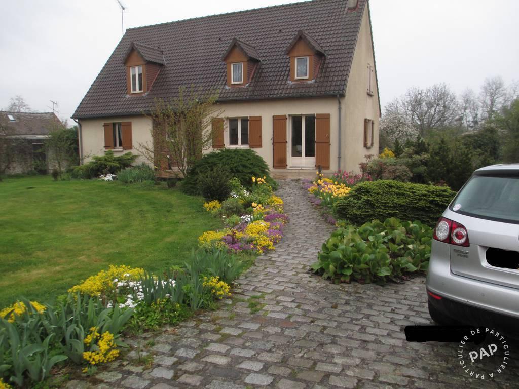 Vente maison 7 pièces Charmentray (77410)