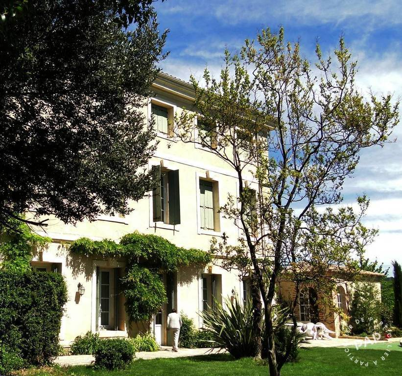 Vente immobilier 800.000€ Brignon (30190)