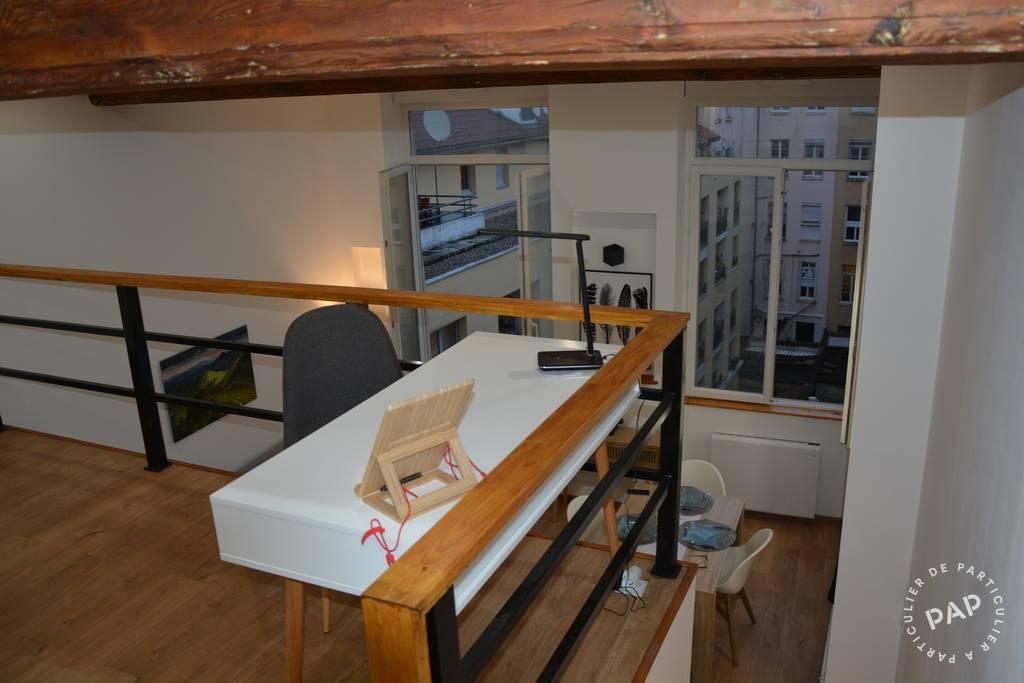 Appartement 1.350€ 45m² Lyon 4E (69004)