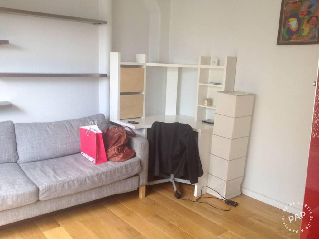 Appartement 840€ 17m² Paris 17E (75017)