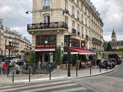 Paris 5E (75005)- Quartier Mouffetard