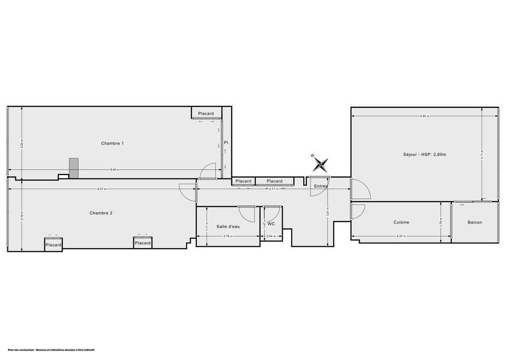 Vente Appartement Paris 16E (75016) 102m² 1.079.000€