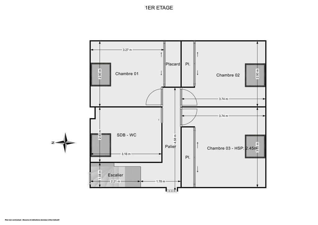 Vente Maison (92260) 100m² 800.000€