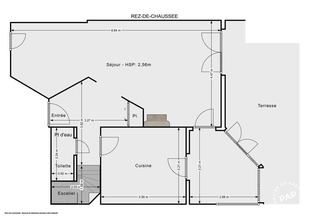 Vente Maison Clapiers (34830) 98m² 360.000€