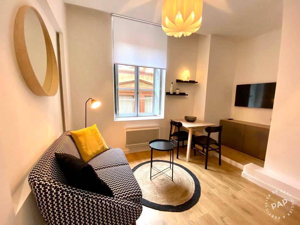 Location Meublee Appartement 2 Pieces 27 M Toulouse 31000 27 M 840 De Particulier A Particulier Pap