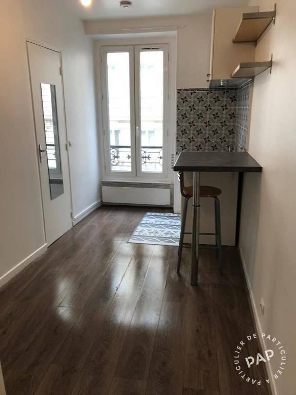 Location Appartement Paris 10E 14m² 570€