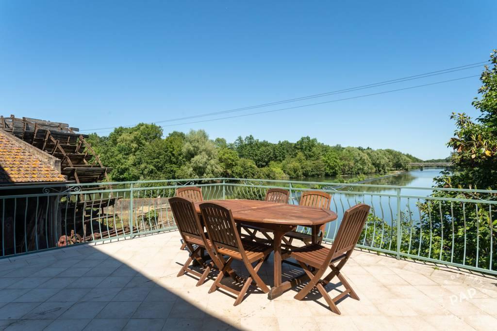 Vente Maison Lézigné (49430) 450m² 640.000€