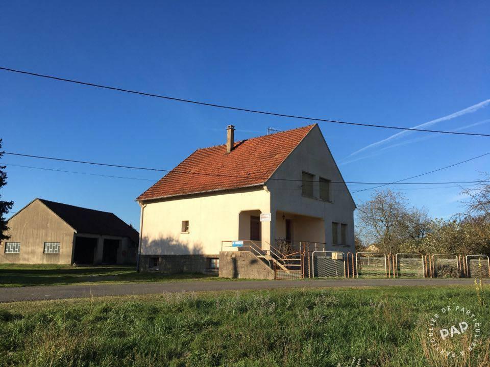 Vente maison 5 pièces Petit-Noir (39120)