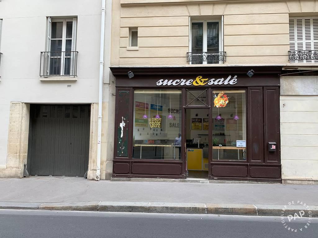 Vente et location Local commercial Paris 6E 26m² 1.900€