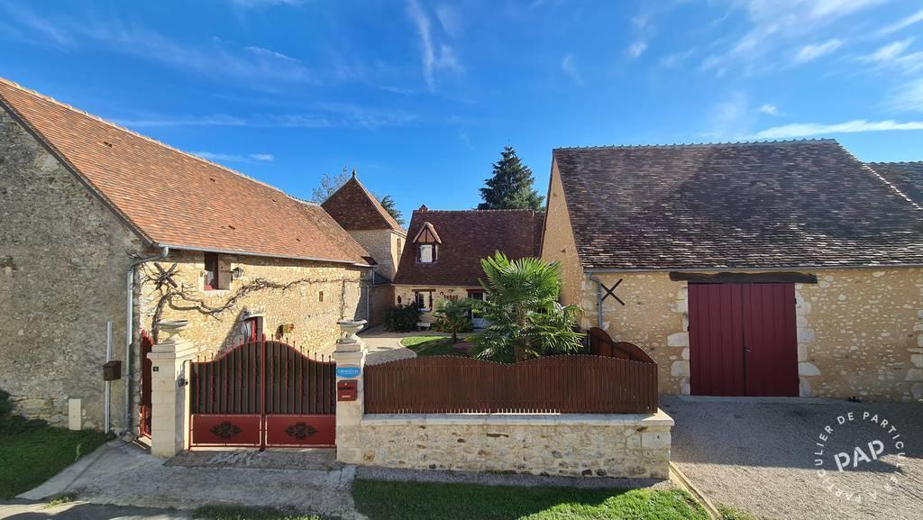 Vente Maison Mauvières (36370) 135m² 205.000€
