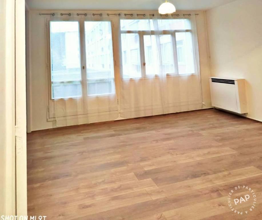 Vente appartement 3 pièces Saint-Aubin-lès-Elbeuf (76410)