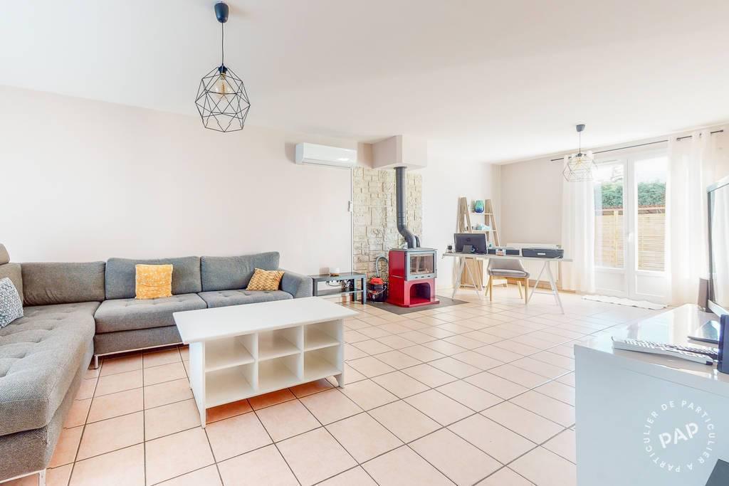 Vente Maison Saint-Maurice-L'exil (38550) 156m² 285.000€