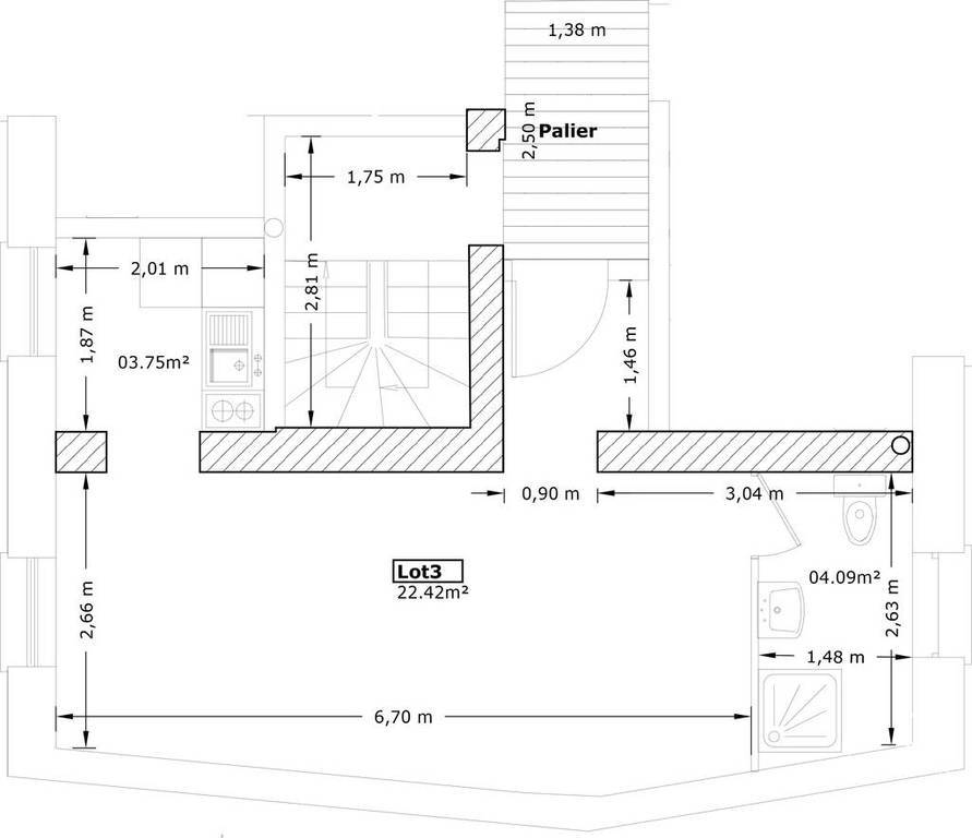 Vente appartement studio Saint-Brice-sous-Forêt (95350)
